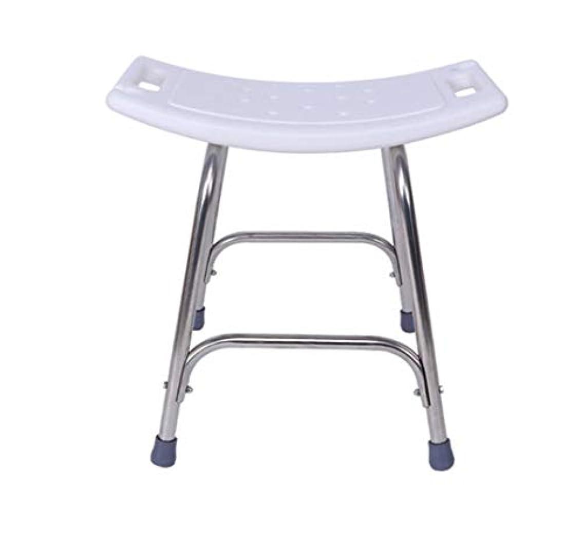 温度助けて折る折り畳み式バス/シャワーベンチ、背中なし