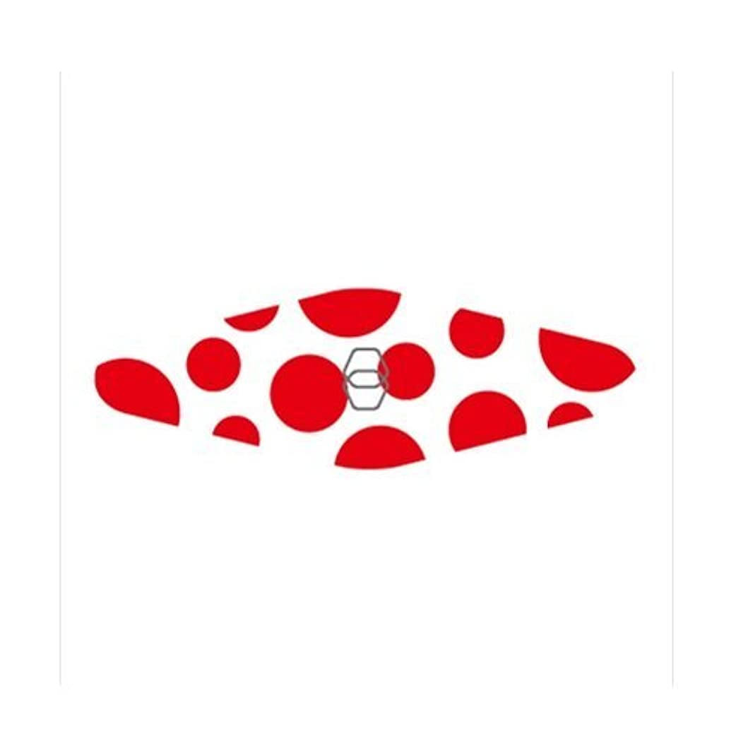 コンパイルスーツケースくGOEI DIAMOND ダイヤモンド爪やすり キャリー(赤ドット)
