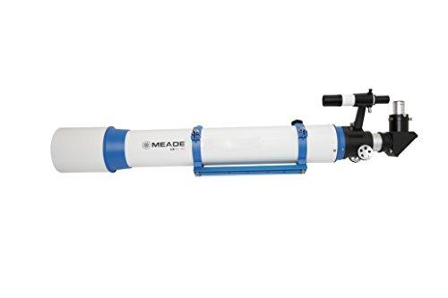 MEADE 天体望遠鏡 LX70-120 鏡筒のみ 屈折式 アクロマート 口径120mm 焦点距離1000mm ホワイト 602102