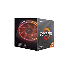 AMD Ryzen 7 3800X with Wraith Prism cooler 3.9GHz 8コア / 16スレッド 36MB 105W【国内正規代理店品】 100-100000025BOX