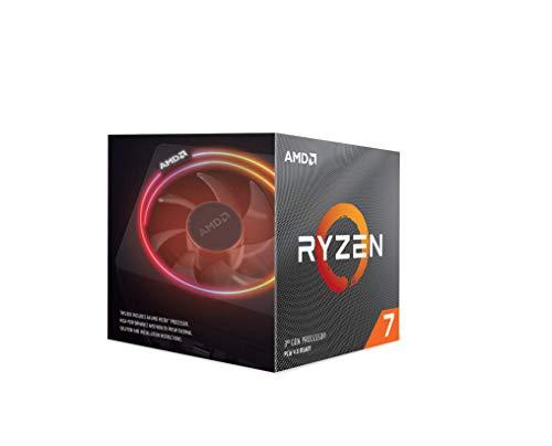 AMD Ryzen 7 3700X with Wraith Prism co...