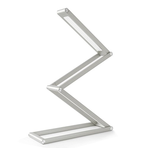 MORECOO LED デスクライト 折りたたみ式 アルミニウ...