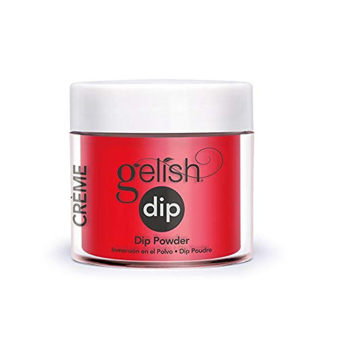 慣習下向きを除くHarmony Gelish - Acrylic Dip Powder - Shake It Till You Samba - 23g/0.8oz
