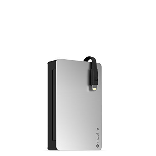 mophie Powerstation Plus 4X with Lightning Connector (7,000mAh) - Black by mophie