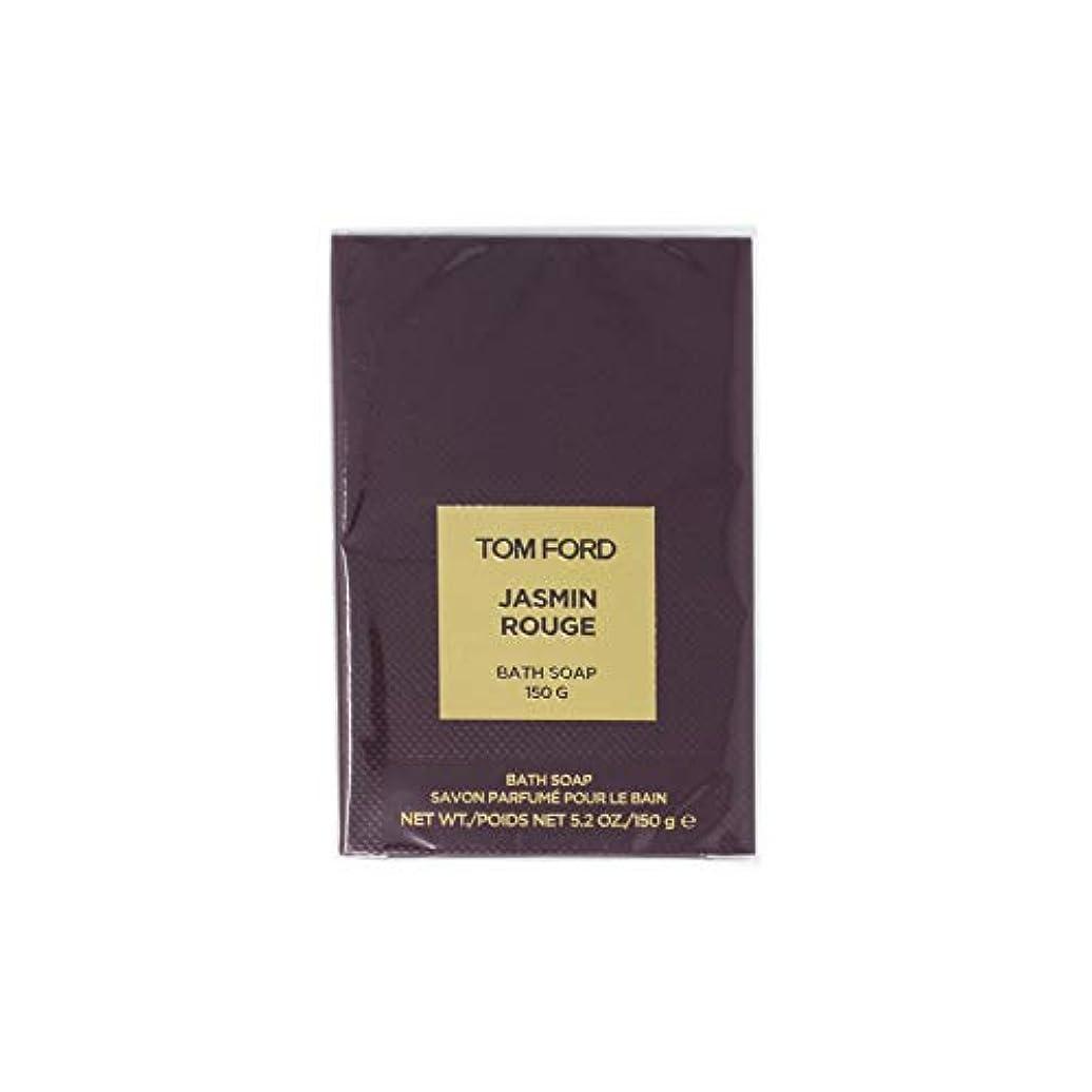 硬さ階層ファントム フォード Private Blend Jasmin Rouge Bath Soap 150g/5oz