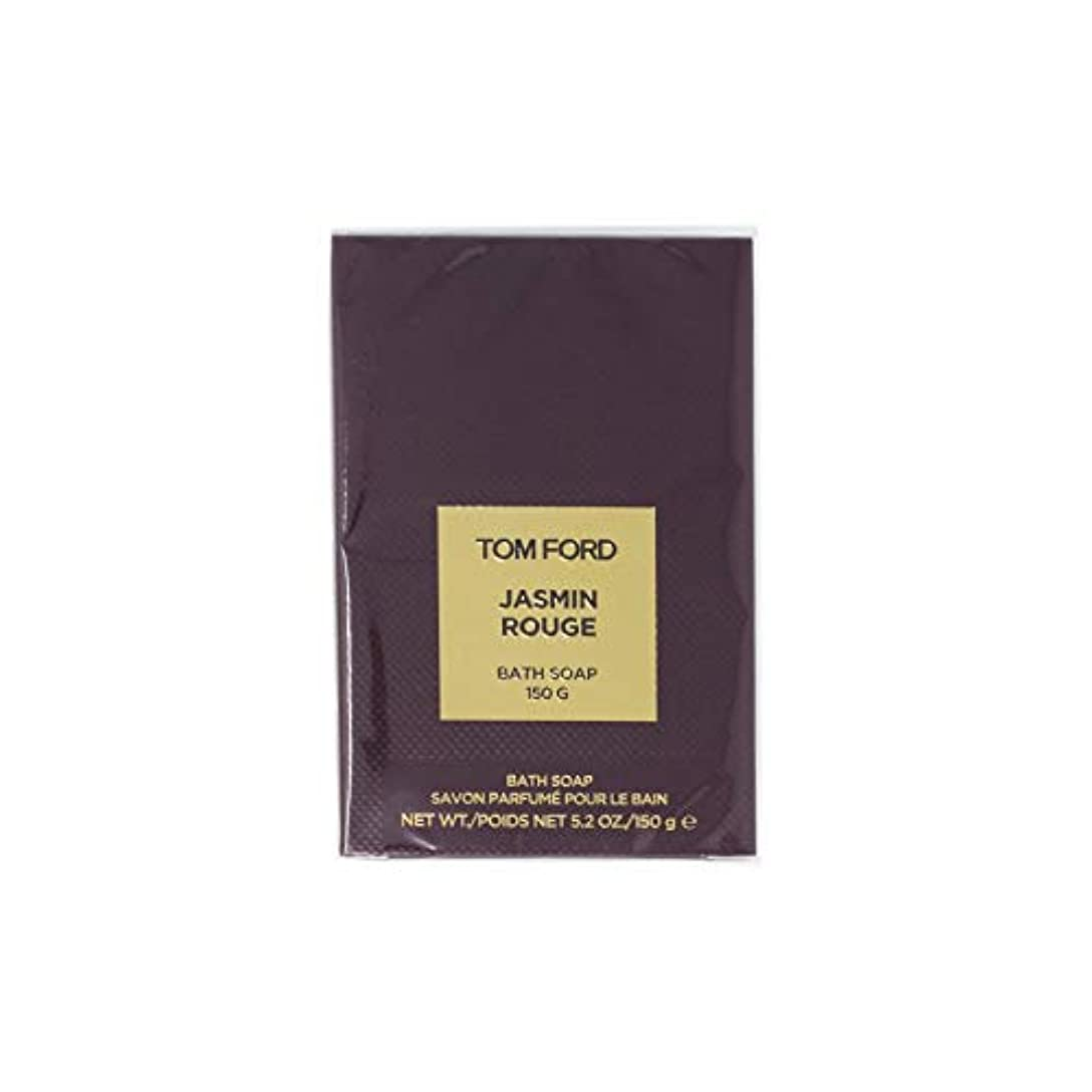 突破口広範囲問い合わせトム フォード Private Blend Jasmin Rouge Bath Soap 150g/5oz