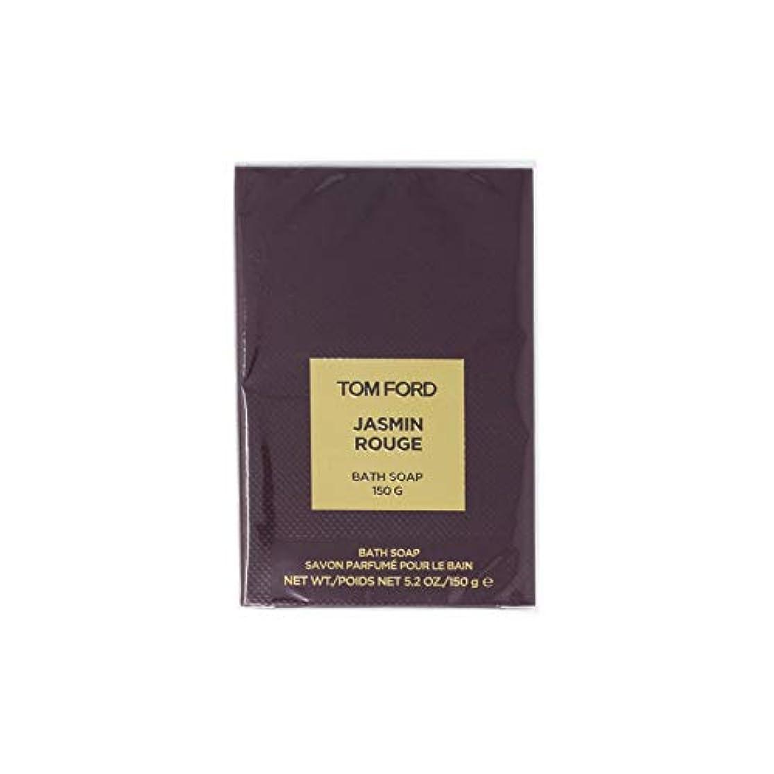 四回クローン取るに足らないトム フォード Private Blend Jasmin Rouge Bath Soap 150g/5oz