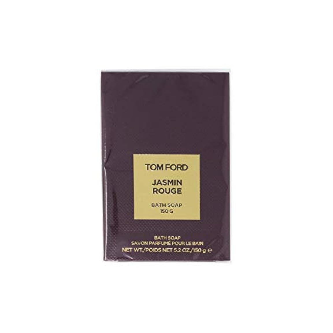 関係する昆虫高尚なトム フォード Private Blend Jasmin Rouge Bath Soap 150g/5oz