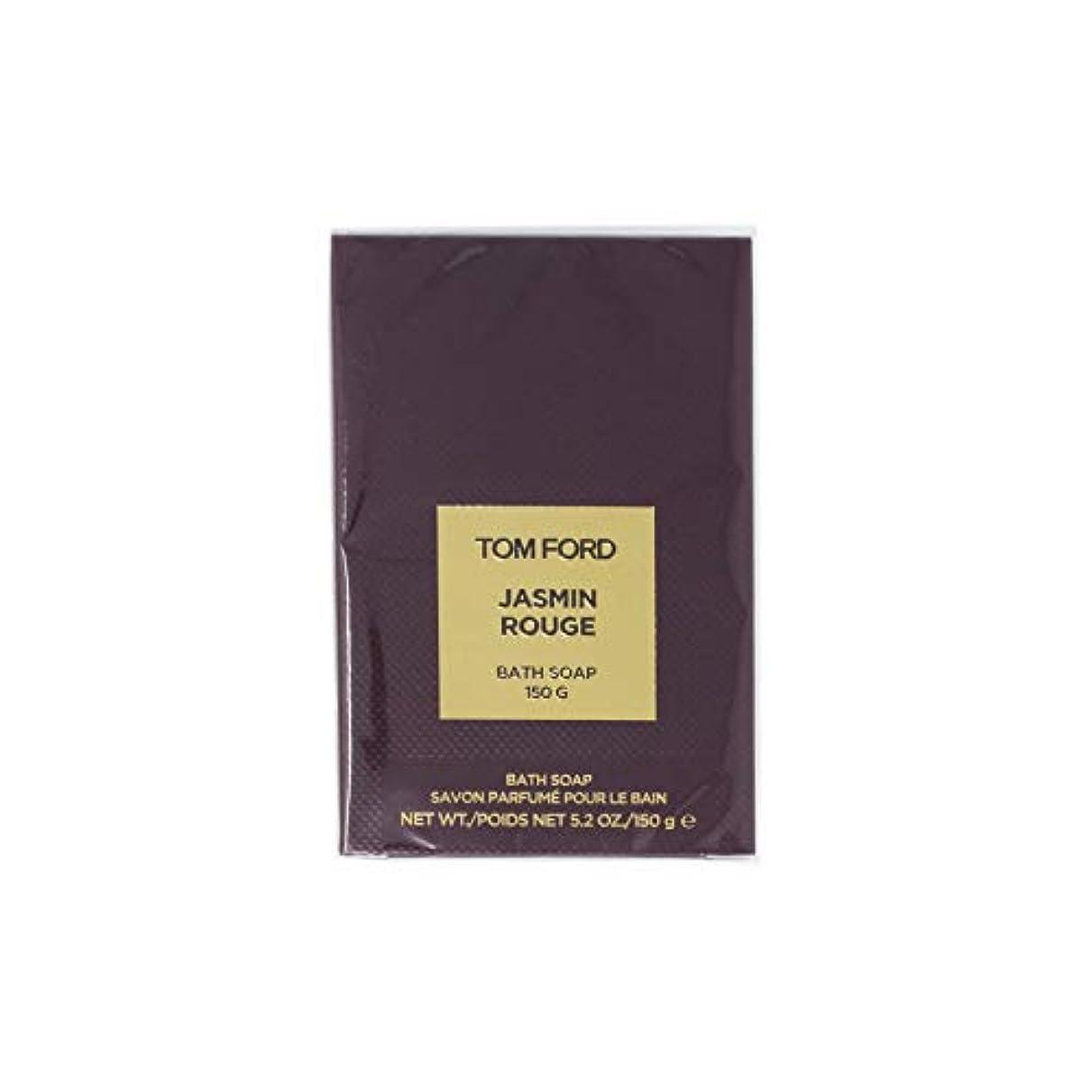 解放する外出ネイティブトム フォード Private Blend Jasmin Rouge Bath Soap 150g/5oz