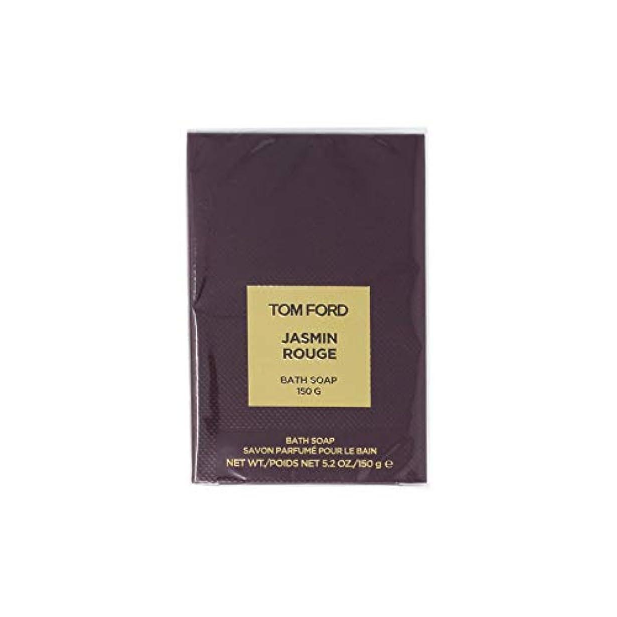 ファンシー仕事高いトム フォード Private Blend Jasmin Rouge Bath Soap 150g/5oz