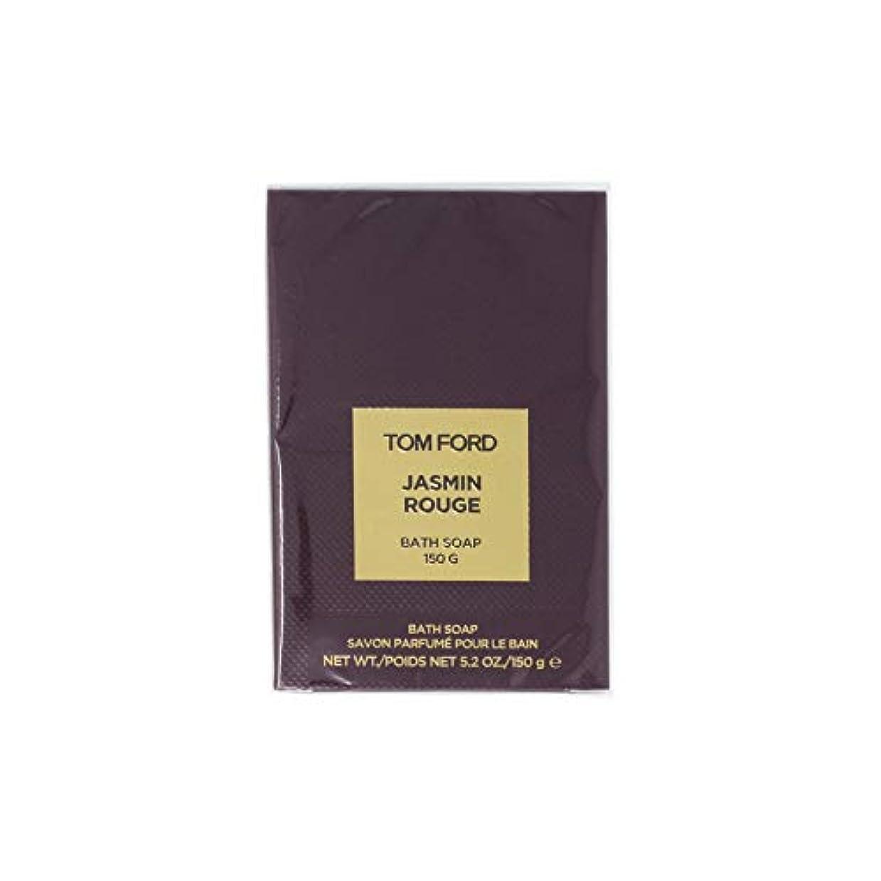 激怒議題一般的にトム フォード Private Blend Jasmin Rouge Bath Soap 150g/5oz
