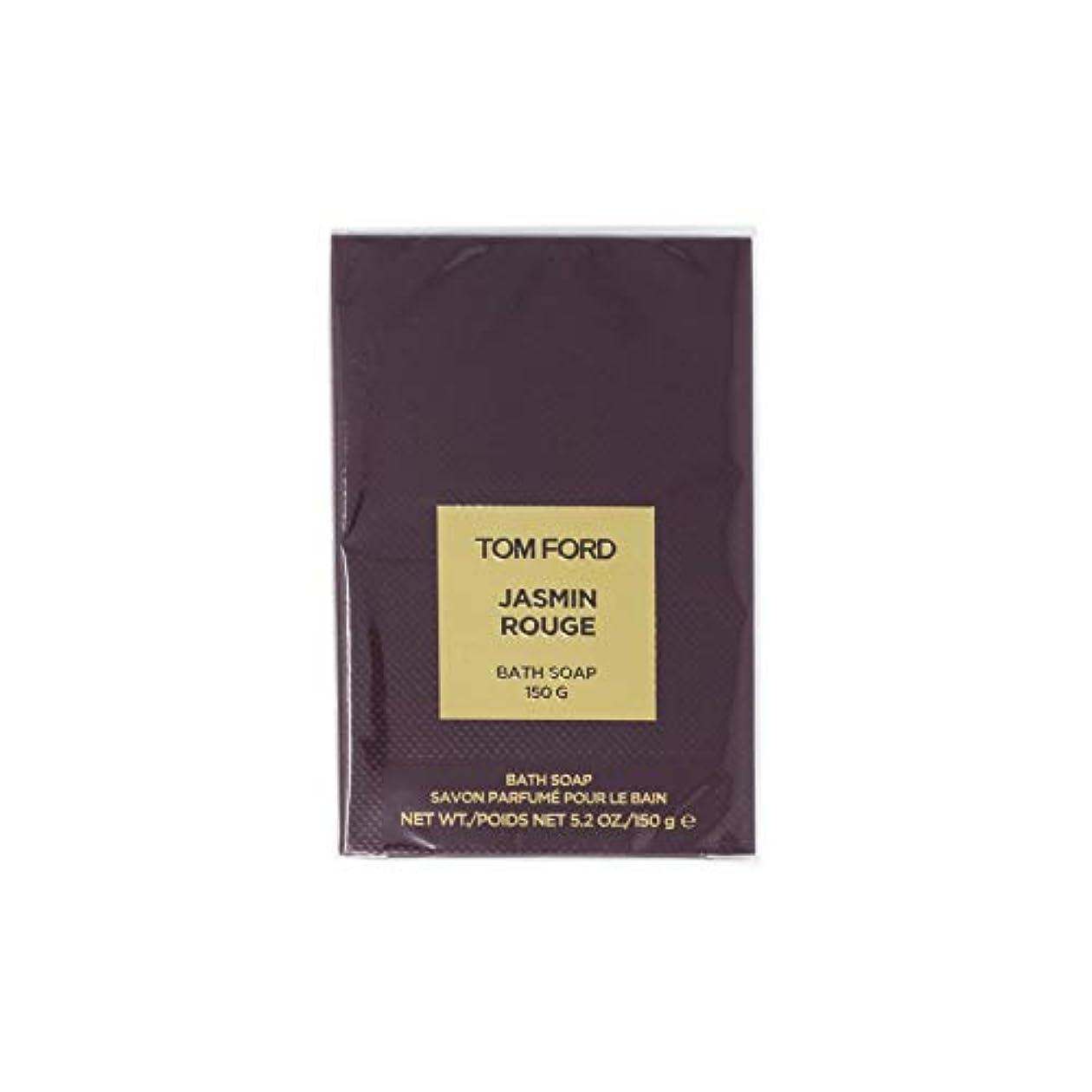 喜んで評決騙すトム フォード Private Blend Jasmin Rouge Bath Soap 150g/5oz