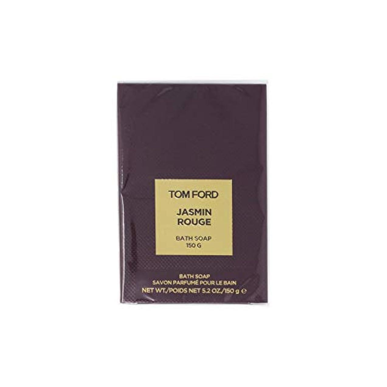 出力動物園合理化トム フォード Private Blend Jasmin Rouge Bath Soap 150g/5oz