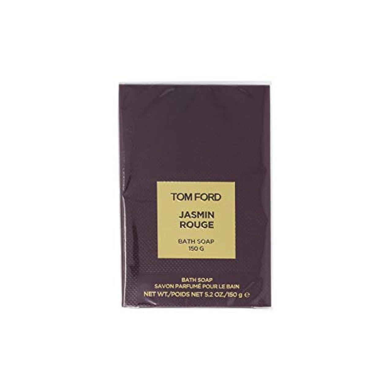 キャロライン素人船形トム フォード Private Blend Jasmin Rouge Bath Soap 150g/5oz