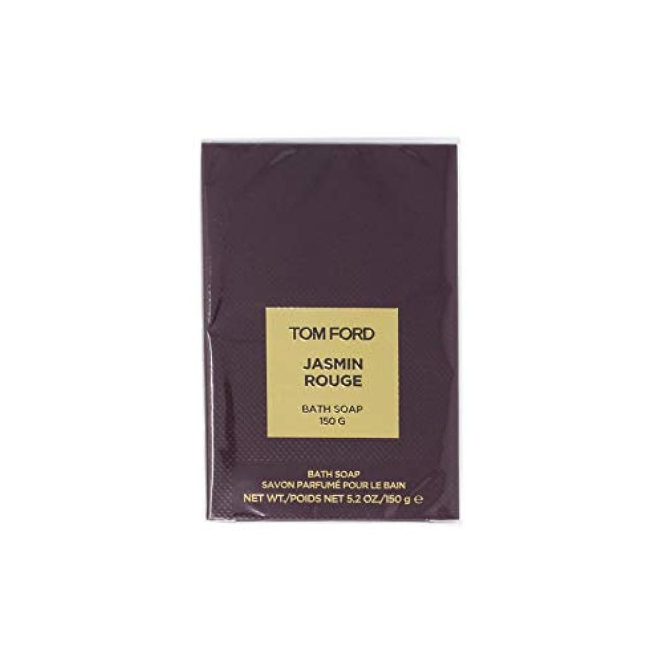 クロール出版買い手トム フォード Private Blend Jasmin Rouge Bath Soap 150g/5oz