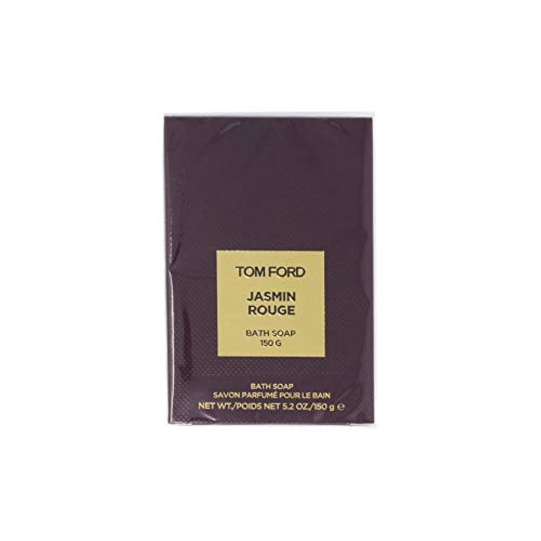 外交官リーン闇トム フォード Private Blend Jasmin Rouge Bath Soap 150g/5oz