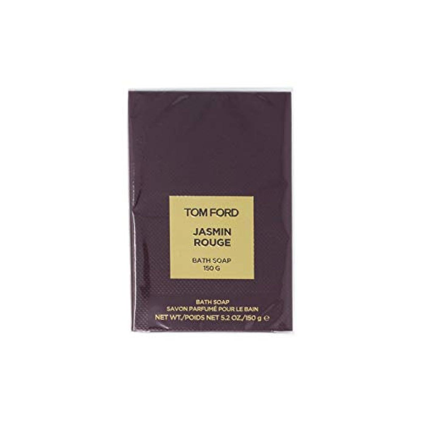 分離白鳥ふけるトム フォード Private Blend Jasmin Rouge Bath Soap 150g/5oz