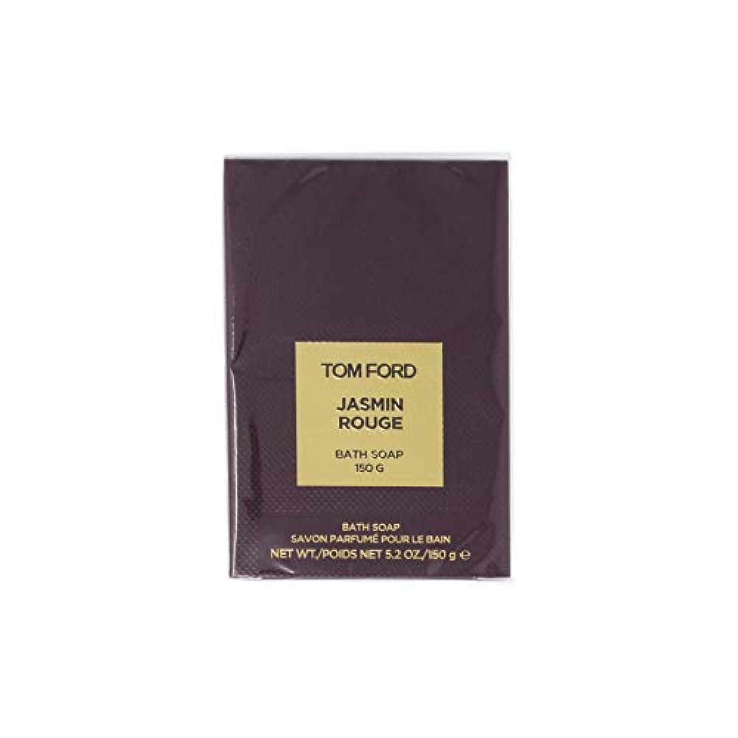 困難フォルダつま先トム フォード Private Blend Jasmin Rouge Bath Soap 150g/5oz