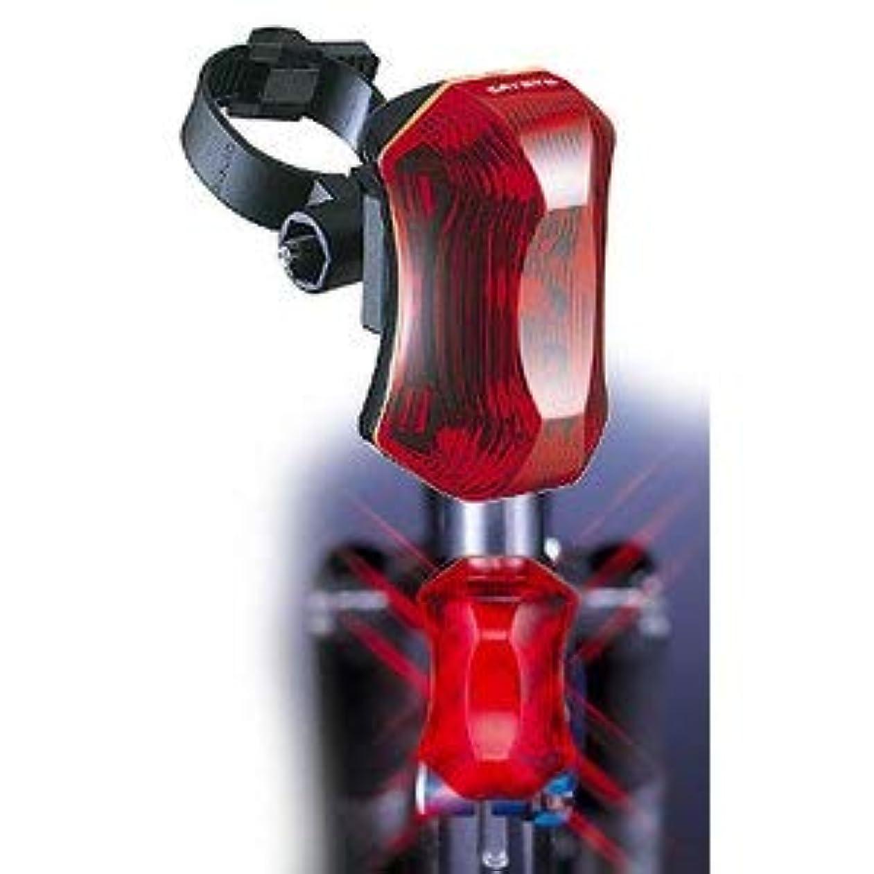 に対してグリル次へセーフティライト リア用 テールライト 自転車ライト