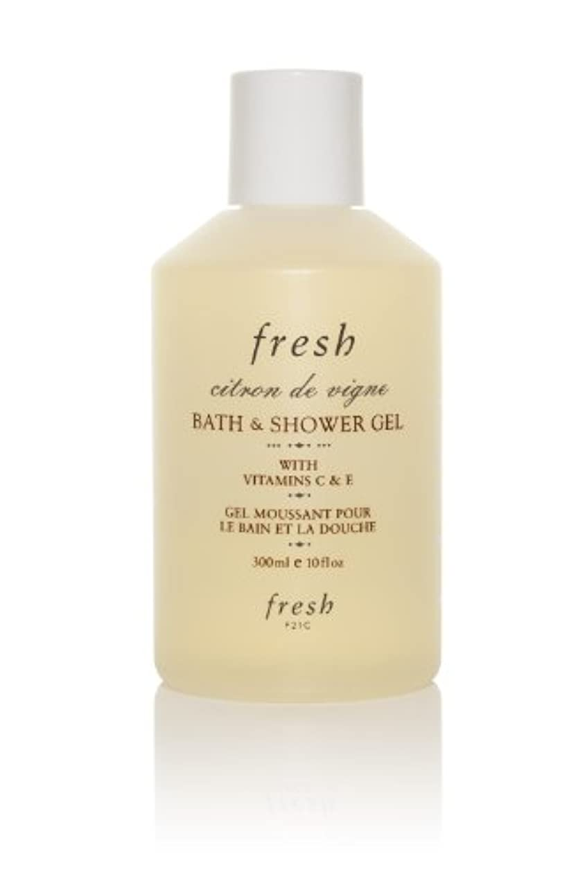 温度計成長メッセージCitron De Vigne Bath & Shower Gel 300ml/10oz