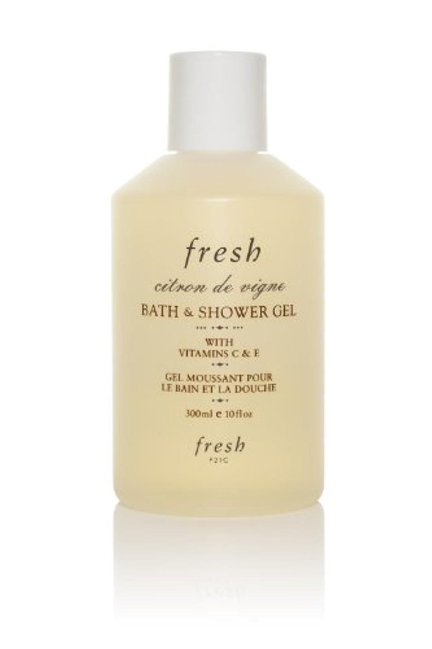 付ける音楽を聴く肥料Citron De Vigne Bath & Shower Gel 300ml/10oz