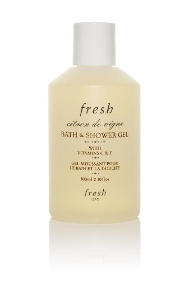 アクセントかわすオーバーヘッドCitron De Vigne Bath & Shower Gel 300ml/10oz