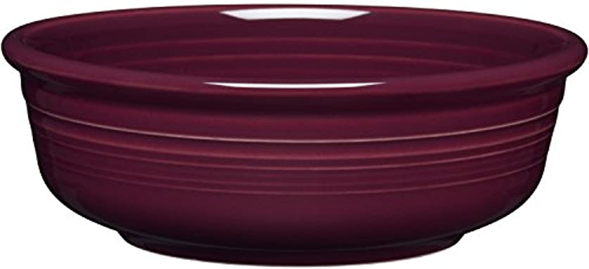 Fiesta 14-1/4-Ounce Small Bowl, Claret by Unknown