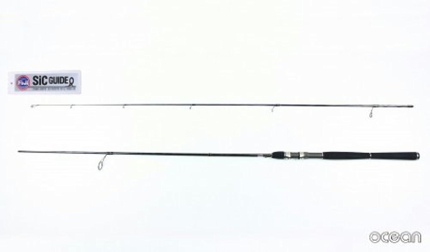 苦味ビリー指令ocean(オーシャン) ヒラメ シーバス ルアー スピニング シーバスロッド TR03W-9'0(FG)