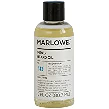 Marlowe. No. 143 Men's Beard Oil 90ml
