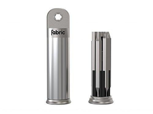 ファブリック(FABRIC) CHAMBER RATCHET 携帯マルチツール シルバー