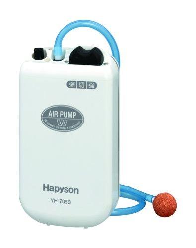 ハピソン(Hapyson) 乾電池式エアーポンプ YH-70...