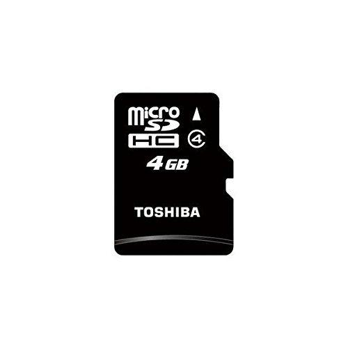 CLASS4 microSD HC メモリカード 4GB 袋1個