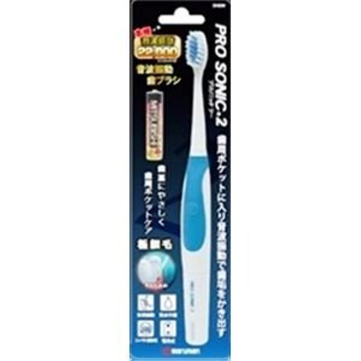 フェリーシミュレートする電気の(まとめ)マルマン NEWプロソニック2ブルー 【×6点セット】