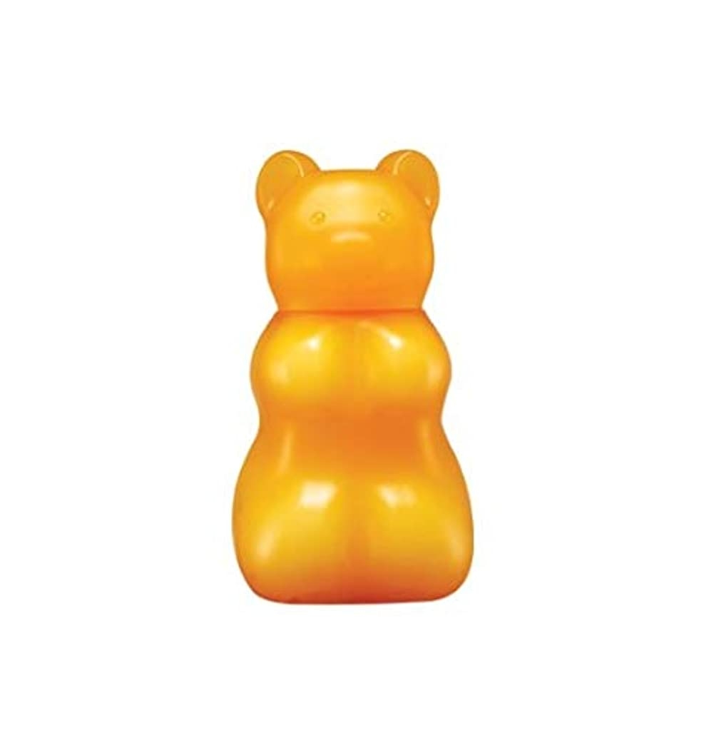 スクリーチラリーヒールSkinfood グミベアゼリークリーンジェル(アップル)#オレンジ(ハンドクリーム) / Gummy Bear Jelly Clean Gel (Apple) #Orange (Hand Cream) 45ml [並行輸入品]