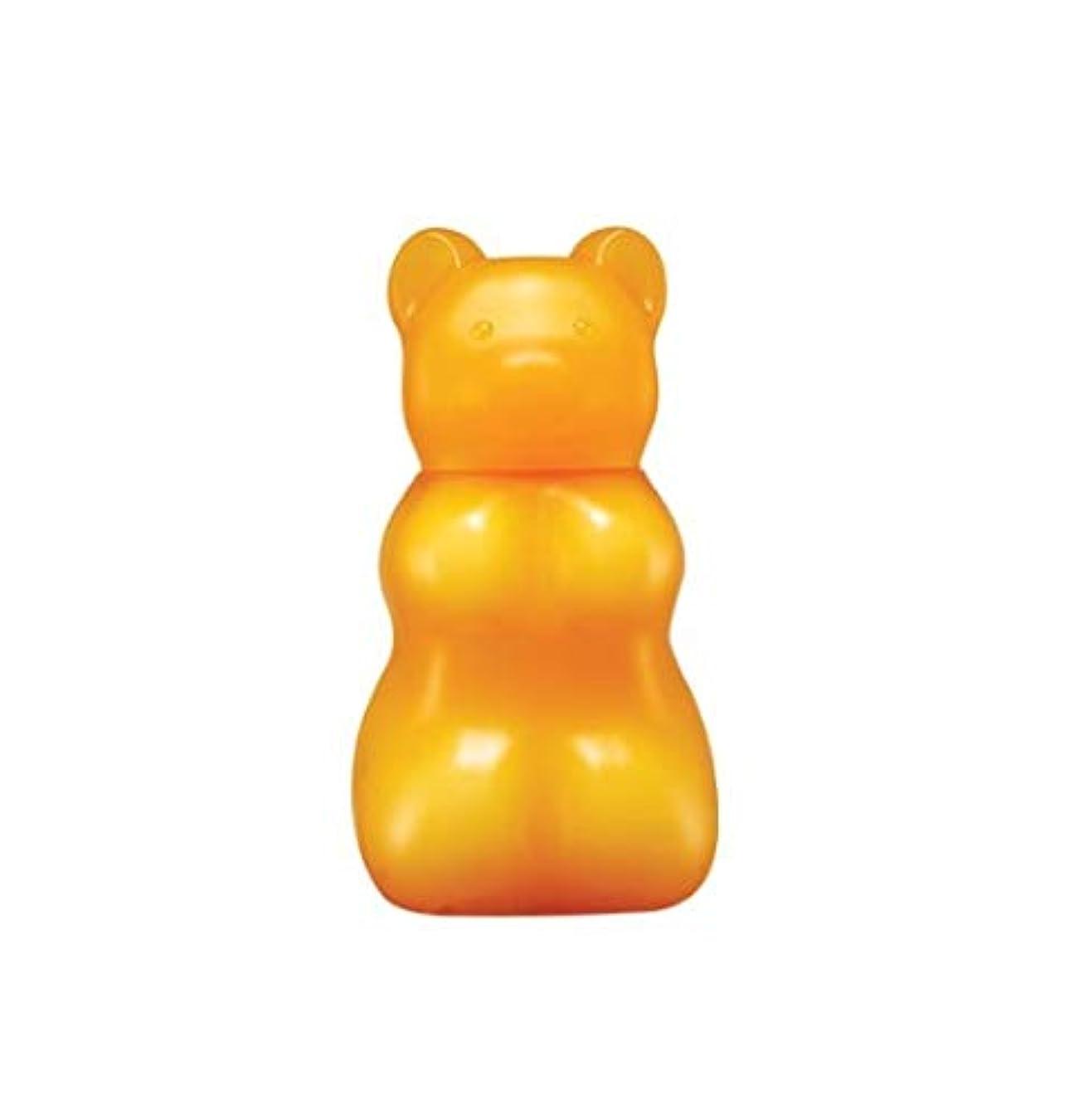 彫る未知のインデックスSkinfood グミベアゼリークリーンジェル(アップル)#オレンジ(ハンドクリーム) / Gummy Bear Jelly Clean Gel (Apple) #Orange (Hand Cream) 45ml [並行輸入品]