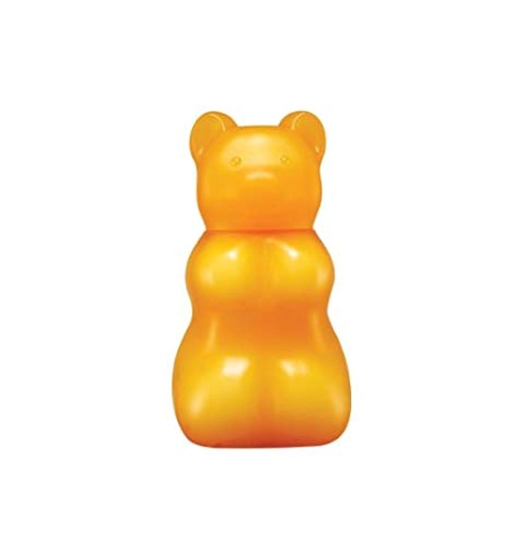 メディア死んでいる潮Skinfood グミベアゼリークリーンジェル(アップル)#オレンジ(ハンドクリーム) / Gummy Bear Jelly Clean Gel (Apple) #Orange (Hand Cream) 45ml [並行輸入品]