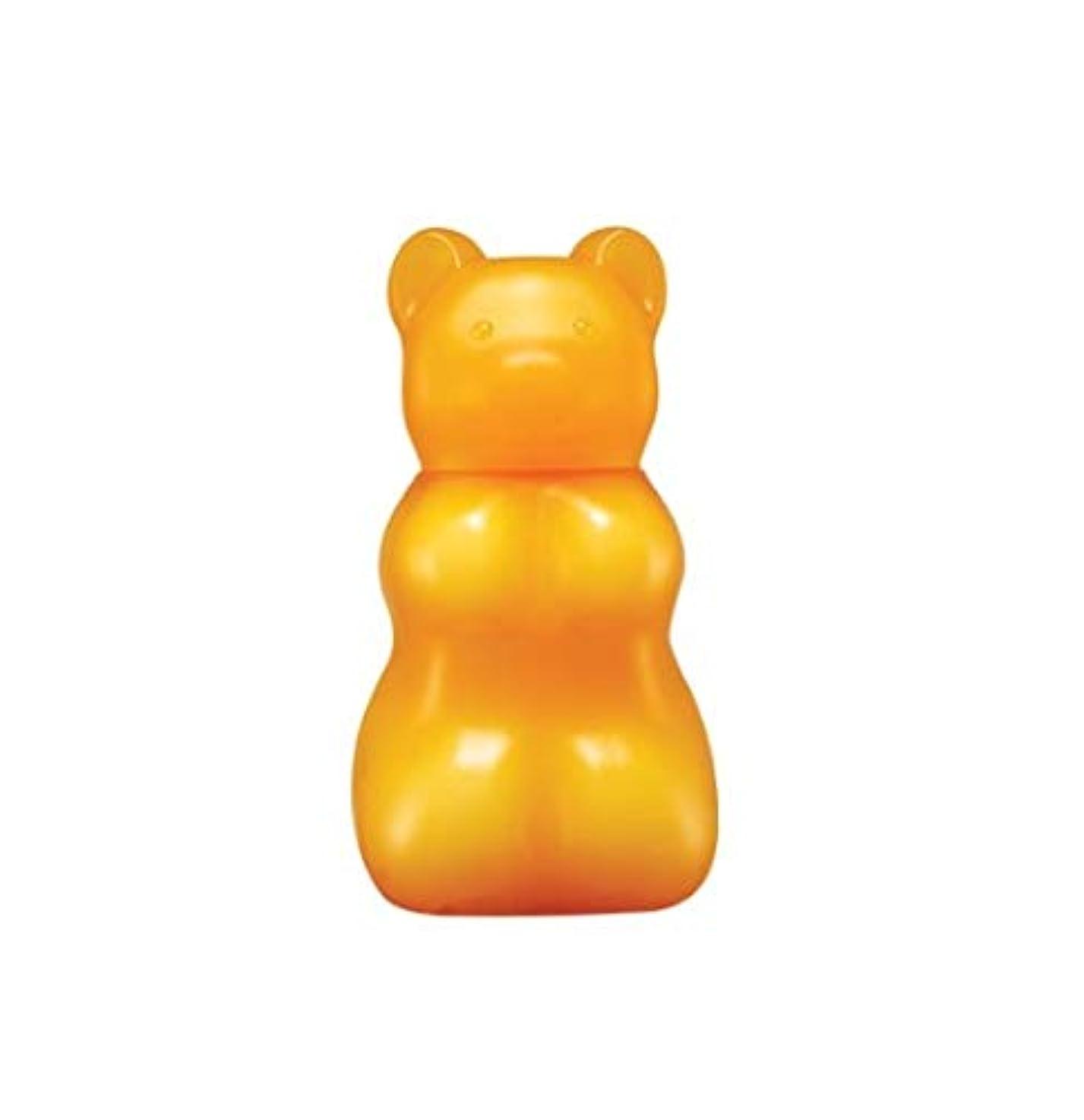 Skinfood グミベアゼリークリーンジェル(アップル)#オレンジ(ハンドクリーム) / Gummy Bear Jelly Clean Gel (Apple) #Orange (Hand Cream) 45ml [並行輸入品]