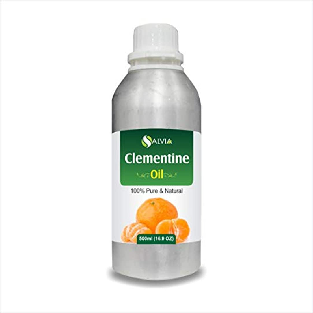 Clementine Oil (Citrus Clementine) 100% Natural Pure Undiluted Uncut Essential Oil 500ml