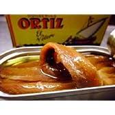 オルティス社 アンチョビ フィレ 約8尾入り 冷蔵品