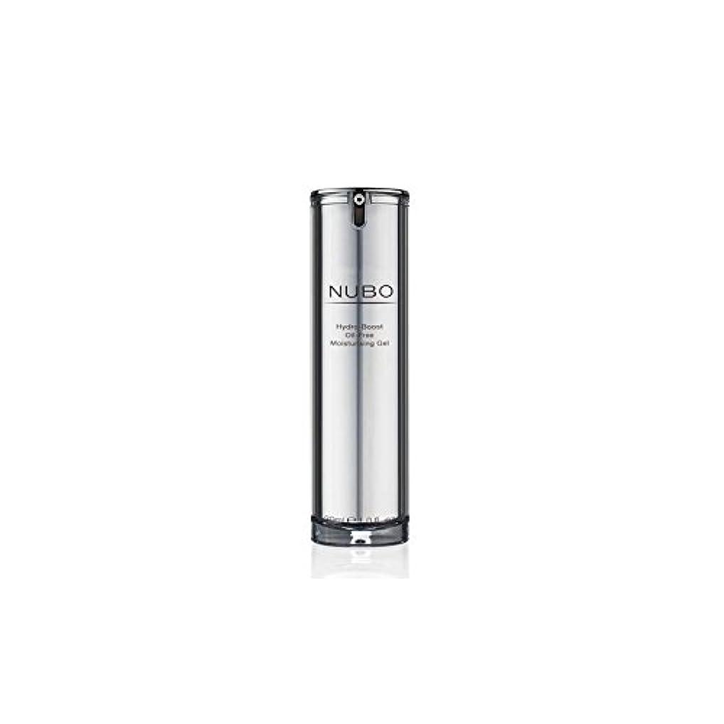 差し迫った成熟した非行Nubo Hydro Boost Oil Free Moisturising Gel (30ml) (Pack of 6) - 水力ブーストオイルフリーの保湿ジェル(30ミリリットル) x6 [並行輸入品]