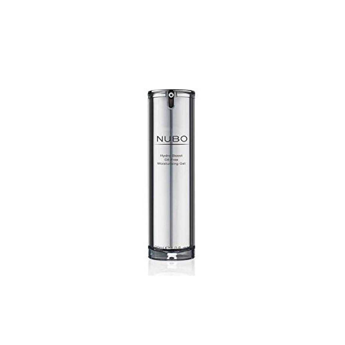 水差し安全性韓国語Nubo Hydro Boost Oil Free Moisturising Gel (30ml) (Pack of 6) - 水力ブーストオイルフリーの保湿ジェル(30ミリリットル) x6 [並行輸入品]