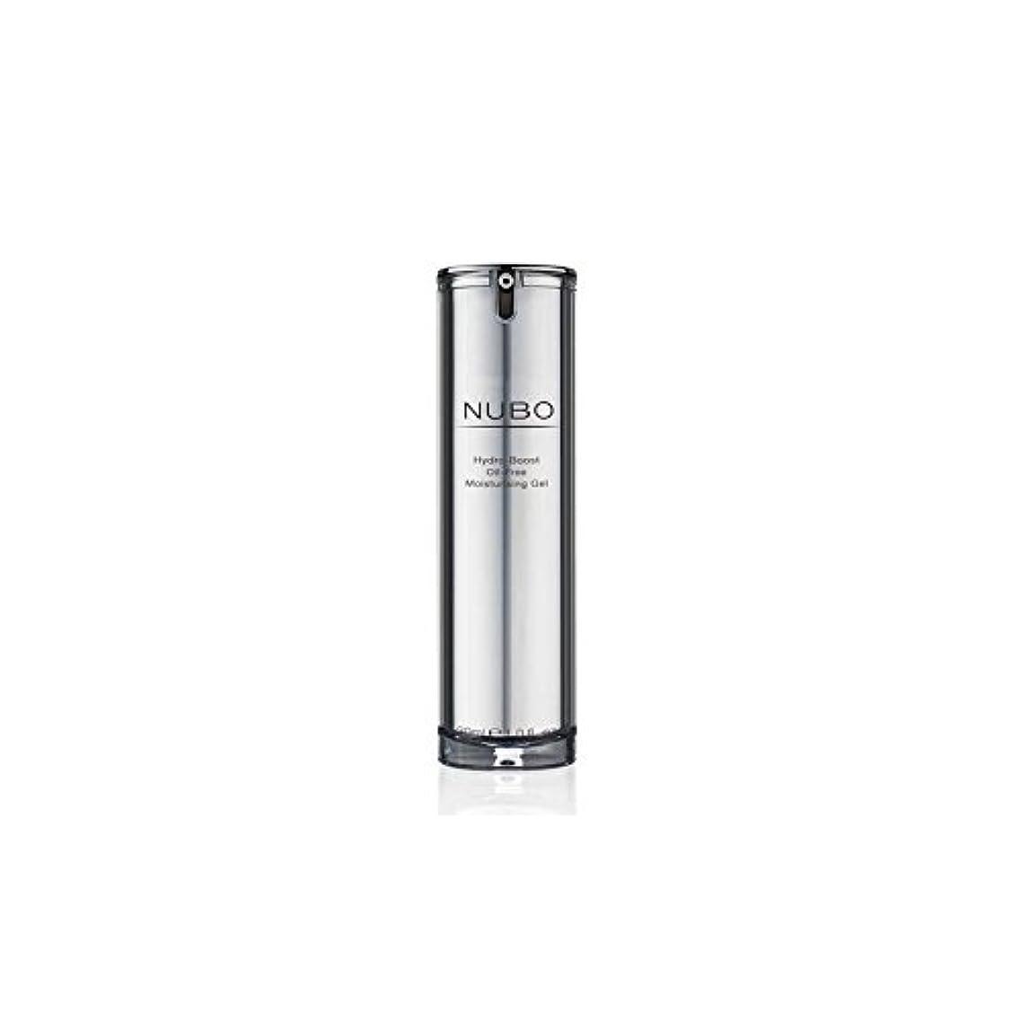 トレーダー熱帯の医薬Nubo Hydro Boost Oil Free Moisturising Gel (30ml) (Pack of 6) - 水力ブーストオイルフリーの保湿ジェル(30ミリリットル) x6 [並行輸入品]