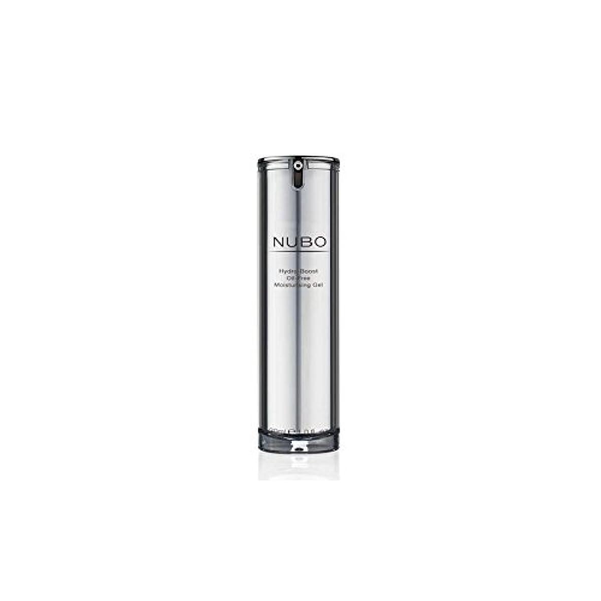 ダニルビー重力水力ブーストオイルフリーの保湿ジェル(30ミリリットル) x4 - Nubo Hydro Boost Oil Free Moisturising Gel (30ml) (Pack of 4) [並行輸入品]