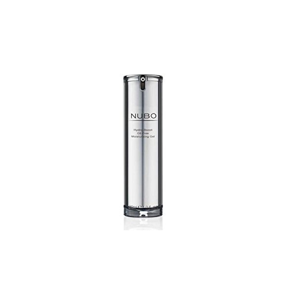 枯渇する歯痛取るNubo Hydro Boost Oil Free Moisturising Gel (30ml) - 水力ブーストオイルフリーの保湿ジェル(30ミリリットル) [並行輸入品]