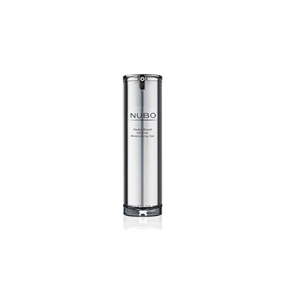 苦しみピクニックをするピンNubo Hydro Boost Oil Free Moisturising Gel (30ml) (Pack of 6) - 水力ブーストオイルフリーの保湿ジェル(30ミリリットル) x6 [並行輸入品]