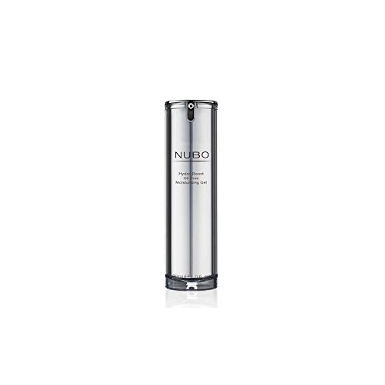 水力ブーストオイルフリーの保湿ジェル(30ミリリットル) x4 - Nubo Hydro Boost Oil Free Moisturising Gel (30ml) (Pack of 4) [並行輸入品]