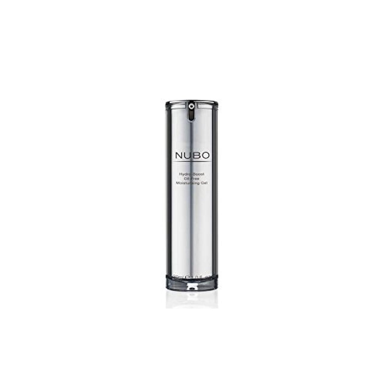 ロマンス蒸留するつかむNubo Hydro Boost Oil Free Moisturising Gel (30ml) (Pack of 6) - 水力ブーストオイルフリーの保湿ジェル(30ミリリットル) x6 [並行輸入品]