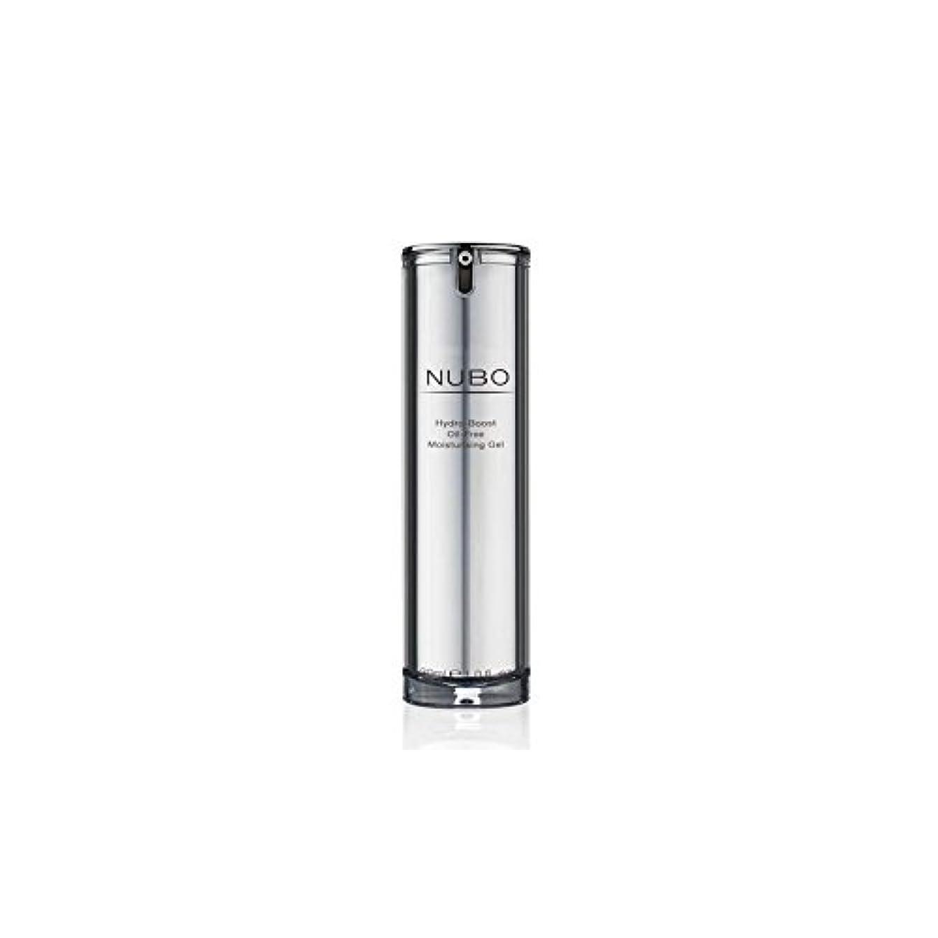 同様のアルカイック満員Nubo Hydro Boost Oil Free Moisturising Gel (30ml) (Pack of 6) - 水力ブーストオイルフリーの保湿ジェル(30ミリリットル) x6 [並行輸入品]