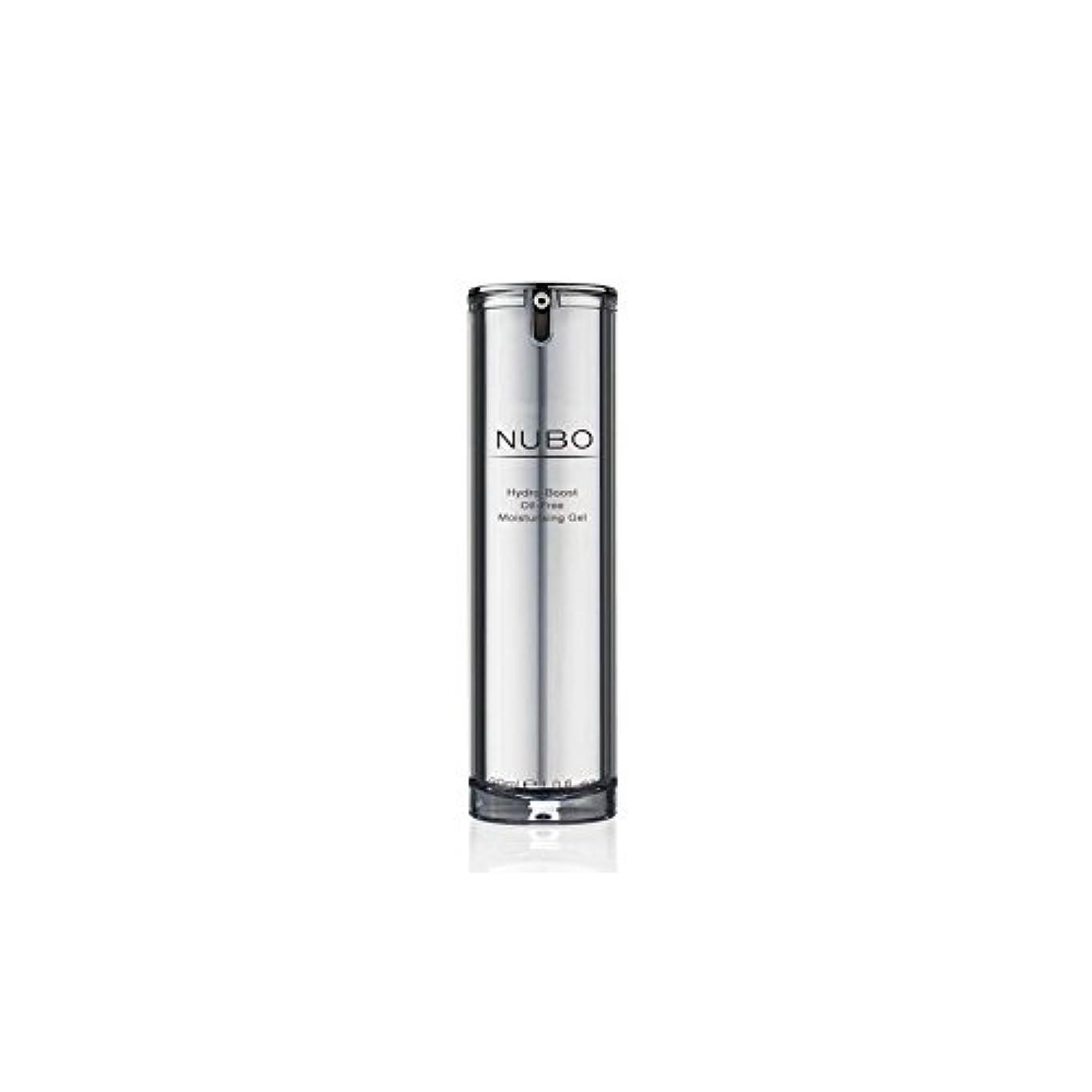 ペチュランス伝統縫い目Nubo Hydro Boost Oil Free Moisturising Gel (30ml) (Pack of 6) - 水力ブーストオイルフリーの保湿ジェル(30ミリリットル) x6 [並行輸入品]