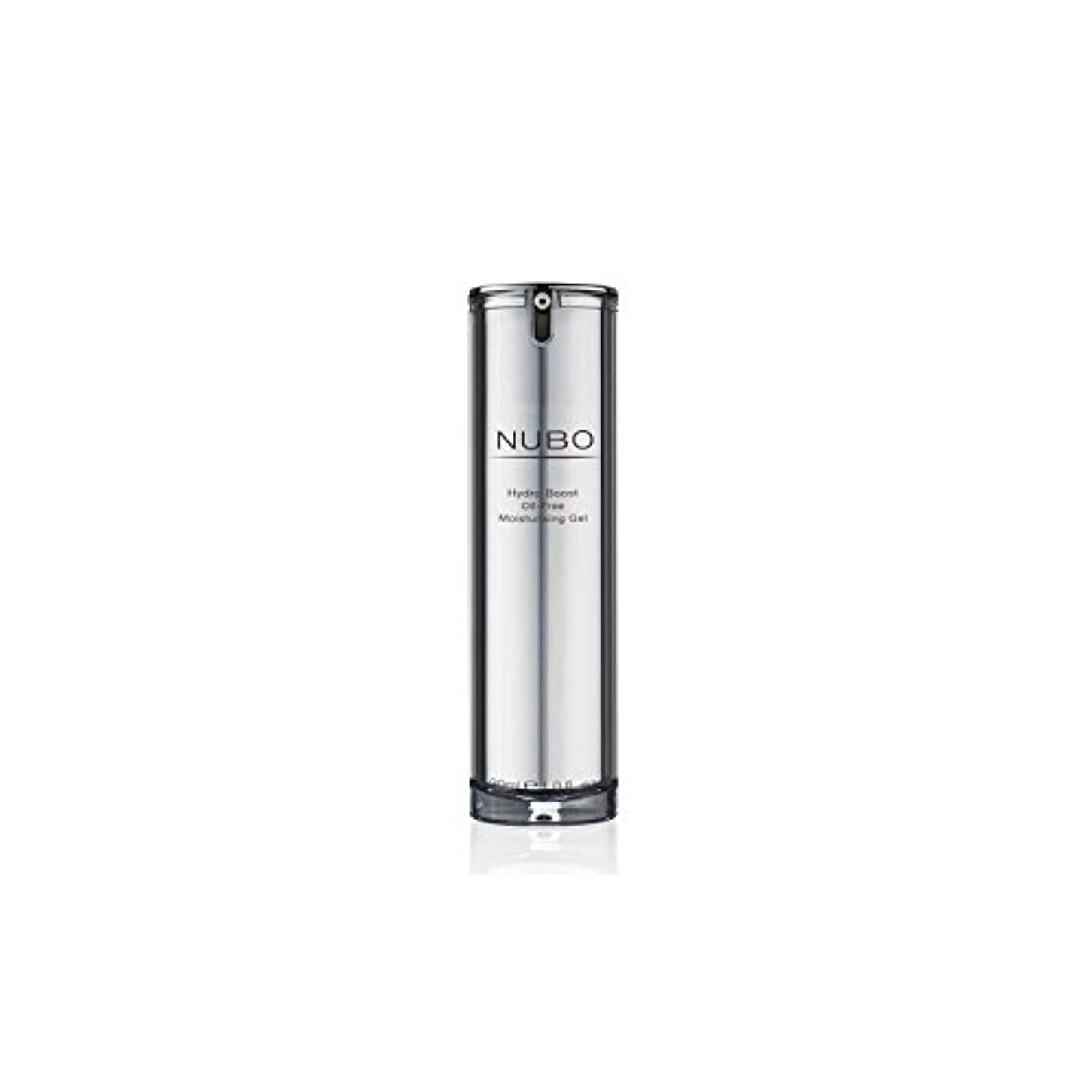Nubo Hydro Boost Oil Free Moisturising Gel (30ml) (Pack of 6) - 水力ブーストオイルフリーの保湿ジェル(30ミリリットル) x6 [並行輸入品]